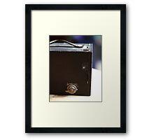 Brownie (7) Framed Print
