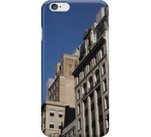 Looking North on 5th Avenue, New York City iPhone Case/Skin