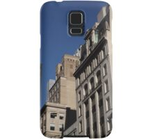 Looking North on 5th Avenue, New York City Samsung Galaxy Case/Skin