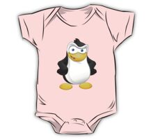 Penguin - Hands On Hips One Piece - Short Sleeve