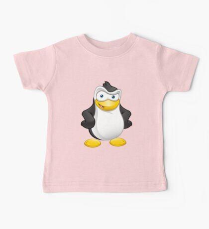 Penguin - Hands On Hips Baby Tee