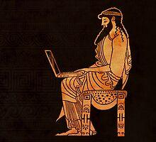 Ancient Greek Businessman by Gregorio