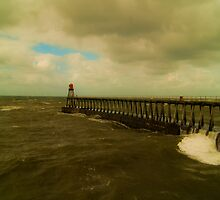 Whitby Wind by Ed Hemming