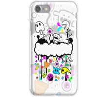 Trippy De-Do-Da again iPhone Case/Skin