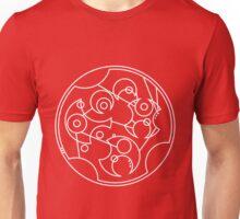 DFTBA - Gallifreyan (White) Unisex T-Shirt