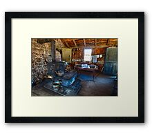 The Country Kitchen Framed Print