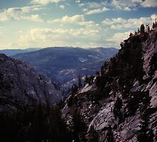 Grand Canyon of the Tuolumne - Yosemite N.P. by Rodney Johnson