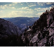 Grand Canyon of the Tuolumne - Yosemite N.P. Photographic Print
