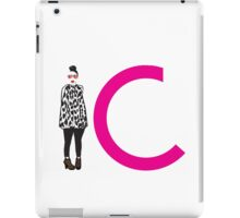 chris doll iPad Case/Skin
