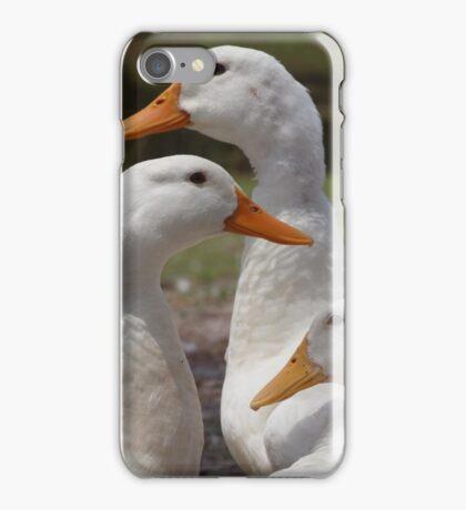 Waterfowl Yard iPhone Case/Skin