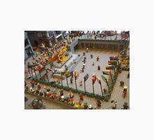 Lego Rockefeller Skating Rink, Lego Rockefeller Center Store, Rockefeller Center, New York City Unisex T-Shirt