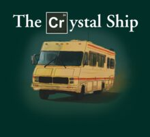 The Crystal Ship (inspired by Breaking Bad) by 8bithustler