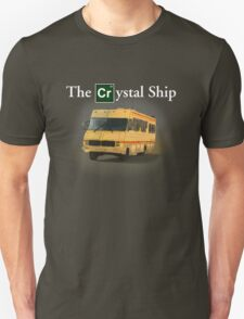 The Crystal Ship (inspired by Breaking Bad) T-Shirt