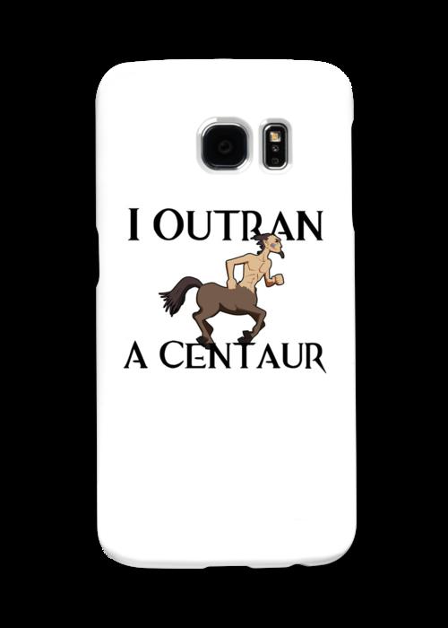 I Outran a Centaur by ScottW93