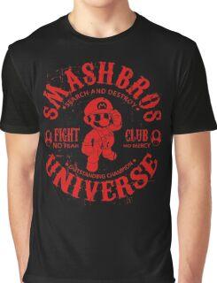 Mushroom Champion Graphic T-Shirt