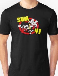 Sum 41 Band  T-Shirt