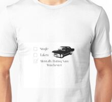 <3 Sam Winchester Unisex T-Shirt