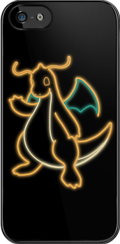 Neon Dragonite by Colossal