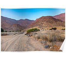 Namibia - Brandberg #1 Poster