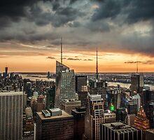 Top Of The Rock pt.II by BradKphoto