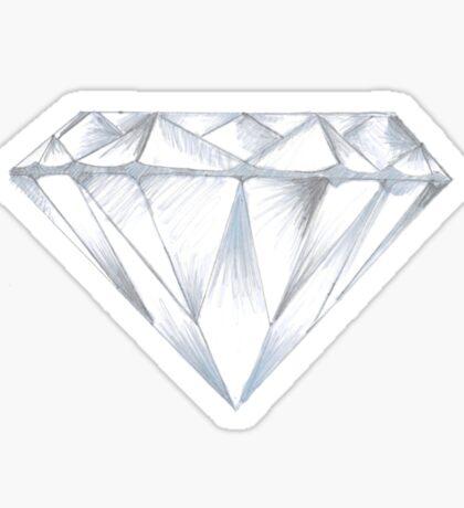 Diamond in the Rough Sticker