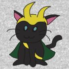 Loki Kitty by BegitaLarcos