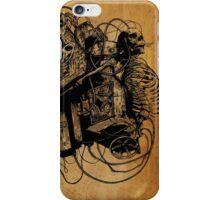 Gospel Machine #1 iPhone Case/Skin