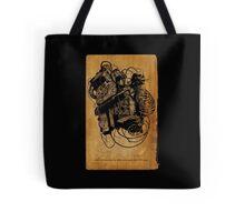 Gospel Machine #1 Tote Bag