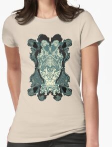 Cataterfish of the Stomach Cove Womens Fitted T-Shirt