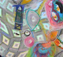 hologramoo i Sticker
