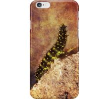 Larry the larvae iPhone Case/Skin