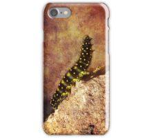 Larry the larvae iPhone Case/Skin
