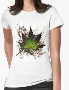 420 Tribute 2012. Womens Fitted T-Shirt