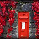 ENGLISH MAILBOX by Charmiene Maxwell-Batten