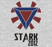 Stark 2012 (Light Print) by Nephie Ripley