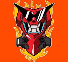 Brotherly Combination (Man on Fire! Blazing Chariot Kick!) Unisex T-Shirt