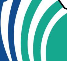 Ottawa Flag Design Sticker