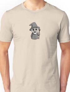 Cute Wizard (No Text) Unisex T-Shirt
