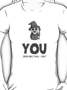 Cute Wizard T-Shirt