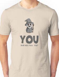 Cute Wizard Unisex T-Shirt