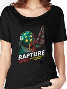 Rapture for NES Women's Relaxed Fit T-Shirt