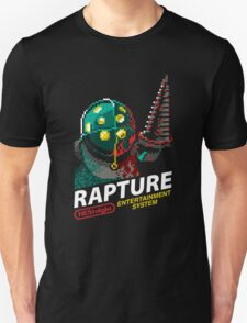 Rapture for NES T-Shirt