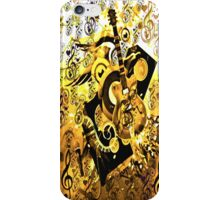Journey of music,Rocks iPhone Case/Skin
