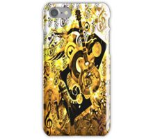 Journey of music,Rocks iPhone Case/Skin