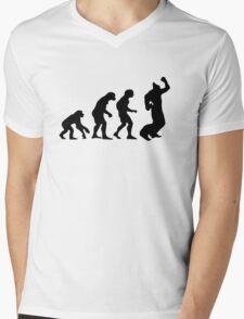 EWGF - black on light Mens V-Neck T-Shirt