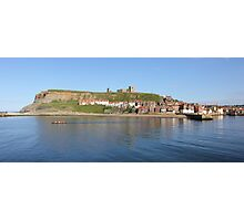 Whitby by the Sea Photographic Print