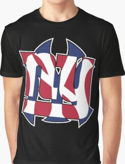New York Sports teams Graphic T-Shirt