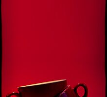 Three coffee cups 2x1 by andreisky