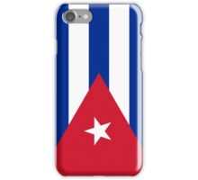 Cubano iPhone Case/Skin