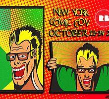 New York Comic Con Entry by Matt Hagland